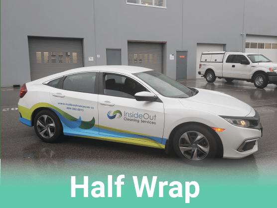 Half Wrap